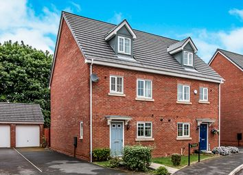 Thumbnail 4 bedroom semi-detached house for sale in East Church Way, Heywood