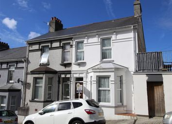 Thumbnail 2 bed end terrace house for sale in Cotehele Avenue, Keyham, Plymouth