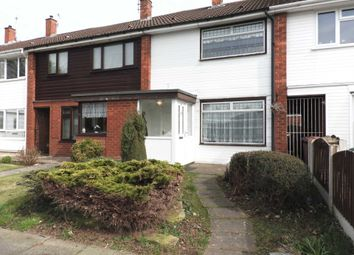 Thumbnail 2 bed terraced house for sale in Sefton Drive, Kirkby, Liverpool