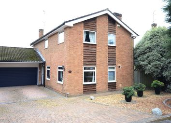 Thumbnail 5 bedroom detached house for sale in Crispin Close, Caversham Heights, Reading