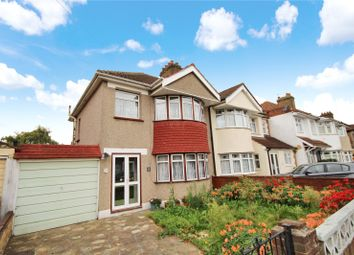 Thumbnail 3 bed semi-detached house for sale in Farnham Road, Welling, Kent