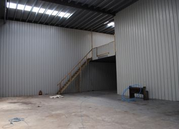 Thumbnail Commercial property to let in Globe Industrial Estate, Rectory Road, Grays