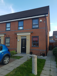 Thumbnail 2 bed terraced house to rent in Messenger Road, Smethwick, Birmingham