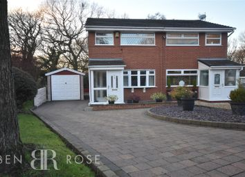 Thumbnail 3 bed semi-detached house for sale in The Cedars, Chorley