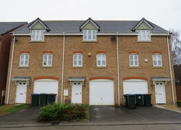 Thumbnail 3 bed town house for sale in Blanchfort Close, Tile Hill, Coventry
