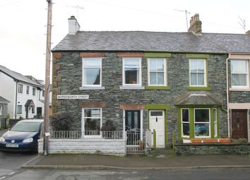 Thumbnail 2 bed end terrace house for sale in Wordsworth Street, Keswick
