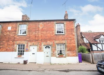 Thumbnail 2 bed end terrace house for sale in High Street, Whitwell, Hitchin