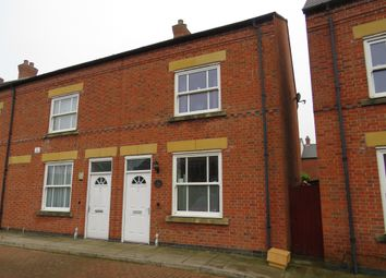 Thumbnail 2 bedroom end terrace house for sale in Countesthorpe Road, South Wigston, Leicestershire
