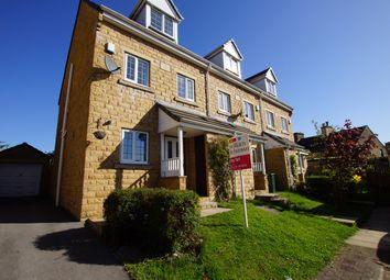 Thumbnail 3 bed semi-detached house to rent in Branwell Court, Daisy Hill, Bradford