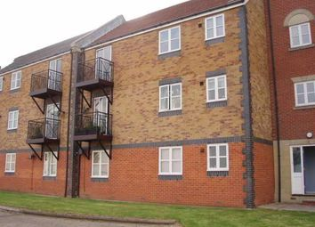 Thumbnail 3 bedroom flat for sale in Lancelot Court, Victoria Dock, Hull