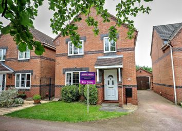 Thumbnail 4 bed detached house for sale in Morgans Way, Hevingham