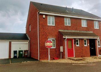 Thumbnail 3 bed semi-detached house to rent in Windrush Close, Pelsall, Walsall