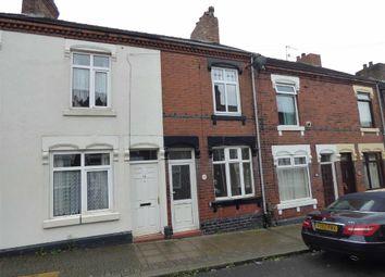 Thumbnail 2 bed terraced house for sale in Homer Street, Hanley, Stoke-On-Trent