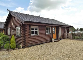 Thumbnail 3 bed bungalow for sale in Gibson Approach, Tattershall Lakes, Lincoln