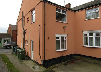Thumbnail 1 bed flat to rent in High Street, Riddings, Alfreton