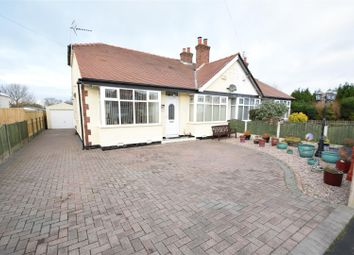Thumbnail 2 bed semi-detached bungalow for sale in Lyndhurst Road, Irby, Wirral
