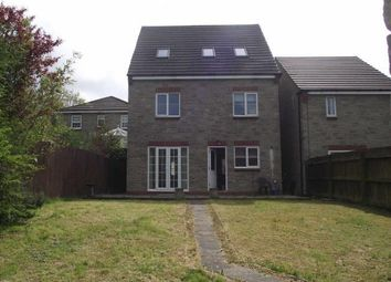 Thumbnail 5 bed detached house to rent in Carn Wen, Broadlands, Bridgend