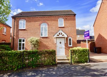 Thumbnail 3 bed detached house for sale in Mendel Drive, Loughborough