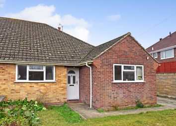 Dalby Crescent, Newbury RG14. 3 bed semi-detached bungalow for sale