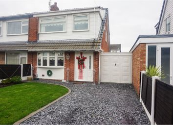 Thumbnail 3 bed semi-detached house for sale in Kelk Beck Close, Liverpool