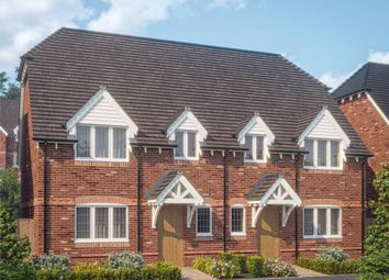 Reed Gardens, Woolhampton, Reading, Berkshire RG7. 3 bed semi-detached house for sale