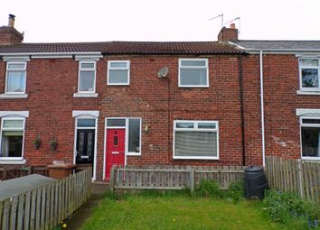 Thumbnail 2 bedroom terraced house for sale in Percy Street, Forest Hall, Newcastle Upon Tyne