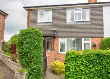 Thumbnail 3 bed semi-detached house for sale in St. Johns Close, Heather, Coalville