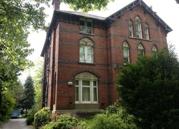 Thumbnail 3 bed flat to rent in Aigburth Drive, Liverpool, Merseyside
