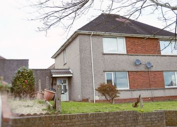 Thumbnail 2 bed flat to rent in Heol Illtyd, Caewern, Neath, Neath Port Talbot