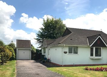 Thumbnail 2 bed semi-detached bungalow for sale in Culme Close, Dunkeswell, Honiton