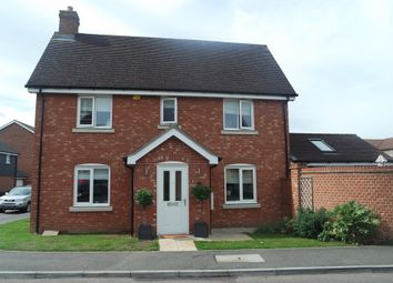 Thumbnail 3 bedroom end terrace house for sale in Jasmine Walk, Cringleford, Norwich