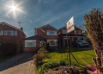 Thumbnail 3 bed detached house for sale in Woodhouse Lane, Rochdale