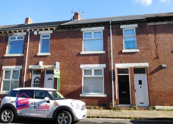 Thumbnail 1 bed flat to rent in Percy Street, Wallsend