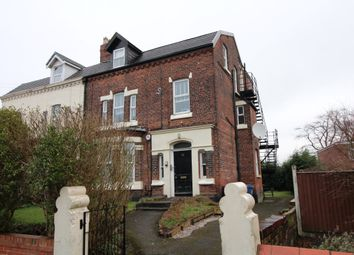 Thumbnail 2 bed flat to rent in Staplands Road, Broadgreen