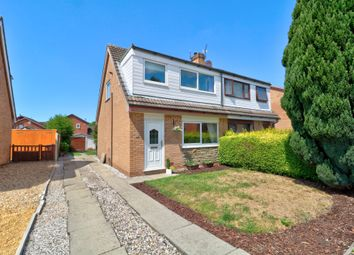 Thumbnail 3 bed semi-detached house for sale in Windgate, Much Hoole, Preston