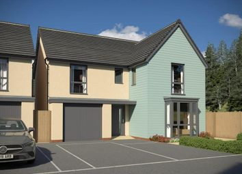 """Thumbnail 4 bedroom detached house for sale in """"Exeter"""" at Station Road, Chepstow"""