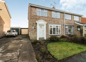 Thumbnail 3 bed property for sale in Beech View, Cranswick, Driffield