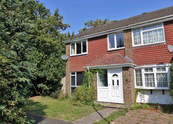 3 bed end terrace house for sale in Lambourne Close, Dibden Purlieu, Southampton SO45