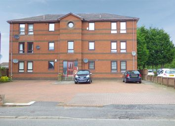 Thumbnail 2 bed flat for sale in 125 Clydesdale Road, Bellshill, North Lanarkshire