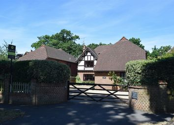 Thumbnail 5 bed detached house for sale in Watchetts Drive, Camberley, Surrey