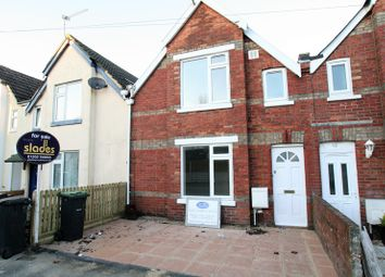 Thumbnail 3 bedroom terraced house for sale in Portland Road, Winton, Bournemouth