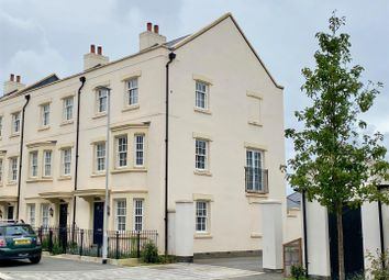 3 bed town house for sale in Libra Avenue, Sherford, Plymouth PL9