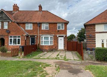 Oakhill Crescent, Birmingham B27. 3 bed end terrace house