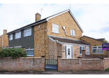 Thumbnail 4 bed semi-detached house for sale in Briardene Court, Stockton-On-Tees