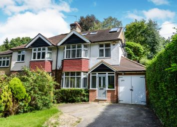 Whyteleafe Hill, Whyteleafe CR3. 4 bed semi-detached house