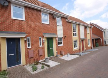 Thumbnail 2 bed terraced house to rent in Costessey, Norwich