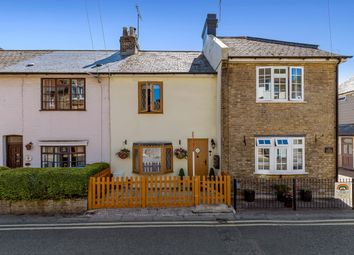 Thumbnail 2 bed terraced house for sale in Lower Road, River, Dover