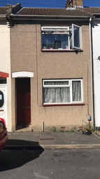 Thumbnail 3 bed terraced house for sale in Station Road, Strrod, Kent
