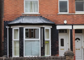 Thumbnail 5 bed terraced house to rent in Balfour Road, Nottingham