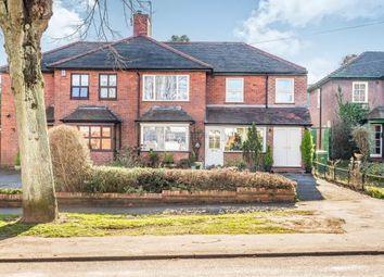 Thumbnail 4 bed semi-detached house for sale in Park Road, Stourbridge, West Midlands